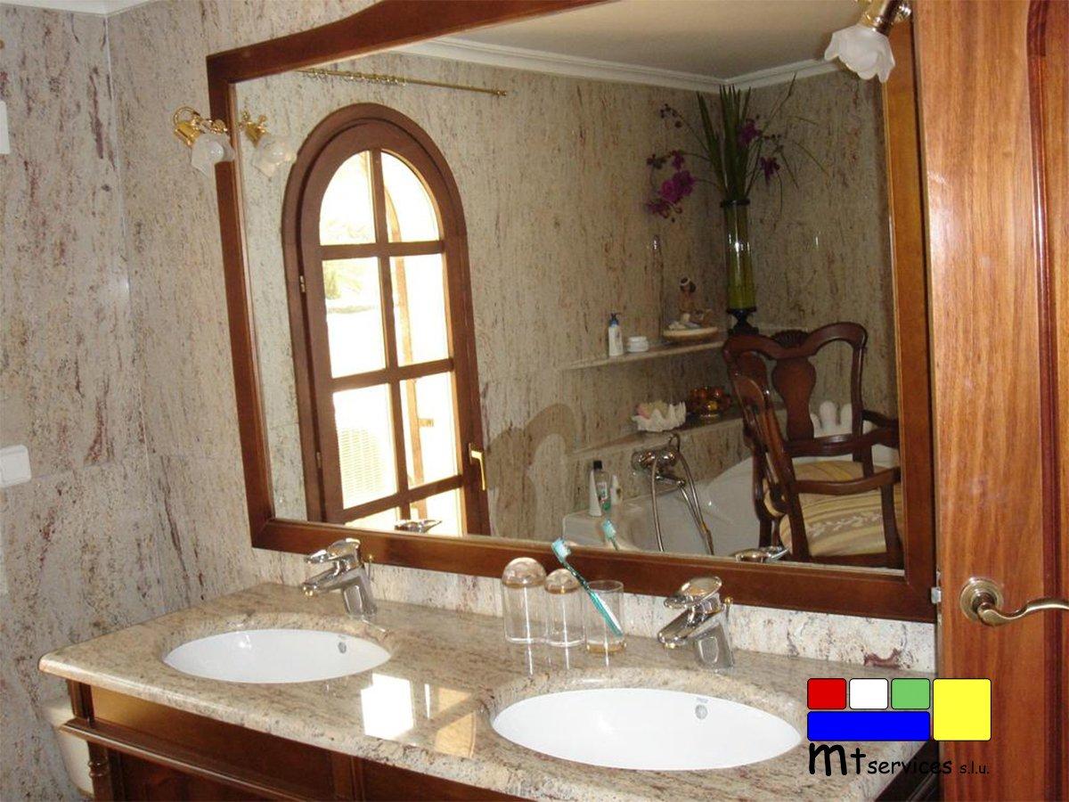 Reforma realizada por mt services cocina y baño